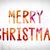 クリスマス · カラフル · 水彩画 · インク · 言葉 · 芸術 - ストックフォト © enterlinedesign