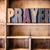 oração · solicitar · palavras · escrito - foto stock © enterlinedesign