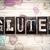 sem · glúten · palavra · madeira · palavras · escrito - foto stock © enterlinedesign