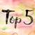 top 5 concept watercolor theme stock photo © enterlinedesign