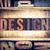 grafisch · ontwerp · hout · type · tekst · vintage - stockfoto © enterlinedesign