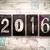 2016 concept metal letterpress type stock photo © enterlinedesign