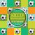 soccer tournament illustration stock photo © enterlinedesign