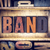 band concept letterpress type stock photo © enterlinedesign