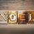 houten · woord · geschreven · vintage · type - stockfoto © enterlinedesign
