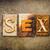 секс · слово · написанный · ржавые · металл - Сток-фото © enterlinedesign