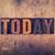 gisteren · vandaag · morgen · 3D · kruiswoordraadsel · puzzel - stockfoto © enterlinedesign