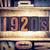 1920 · vintage · tipo · palabra · escrito - foto stock © enterlinedesign