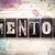 mentor · metal · tipo · palabra · escrito - foto stock © enterlinedesign