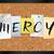 mercy bulletin board theme illustration stock photo © enterlinedesign