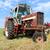 edad · granja · tractor · hierba · trabajo - foto stock © enterlinedesign