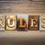 ルール · 言葉 · 木材 · タイプ · 孤立した · 文字 - ストックフォト © enterlinedesign