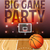 basketbalveld · bal · lichten · illustratie · basketbal · hardhout - stockfoto © enterlinedesign