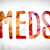 лечение · красочный · акварель · чернила · слово · искусства - Сток-фото © enterlinedesign