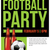 football soccer party flyer stock photo © enterlinedesign