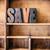save concept wooden letterpress theme stock photo © enterlinedesign