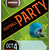 american football party poster illustration stock photo © enterlinedesign
