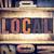 local concept letterpress type stock photo © enterlinedesign