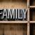 family letterpress type in drawer stock photo © enterlinedesign