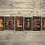 relief wooden letterpress theme stock photo © enterlinedesign