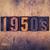 1950 · タイプ · 言葉 · 書かれた · ヴィンテージ - ストックフォト © enterlinedesign