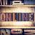 tableta · tipo · palabra · escrito · vintage - foto stock © enterlinedesign