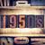 1950 · ヴィンテージ · タイプ · 言葉 · 書かれた - ストックフォト © enterlinedesign