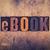 ebook · tipo · palavra · escrito · vintage - foto stock © enterlinedesign