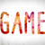 game concept watercolor word art stock photo © enterlinedesign