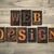 web design wooden letterpress concept stock photo © enterlinedesign