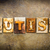 自閉症 · 金属 · タイプ · 言葉 · 書かれた - ストックフォト © enterlinedesign