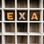 texas concept wooden letterpress type in drawer stock photo © enterlinedesign