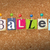 ballet concept pinned letters illustration stock photo © enterlinedesign