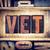 vet concept letterpress type stock photo © enterlinedesign