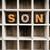 kórus · fából · készült · magasnyomás · szó · írott - stock fotó © enterlinedesign