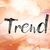 trends · kleurrijk · woord · kunst · geschreven · witte - stockfoto © enterlinedesign