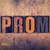 prom · tipo · palavra · escrito · vintage - foto stock © enterlinedesign
