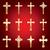 コレクション · 交差 · 赤 · 停止 · 投票 · サークル - ストックフォト © enterlinedesign