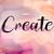 акварель · слово · написанный · черный · краской · красочный - Сток-фото © enterlinedesign