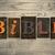 Biblii · typu · słowo · napisany · vintage - zdjęcia stock © enterlinedesign