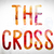 the cross concept watercolor word art stock photo © enterlinedesign