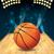 basketbalveld · basketbal · arena · vector · ontwerp · illustratie - stockfoto © enterlinedesign