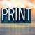 print concept metal letterpress type stock photo © enterlinedesign