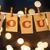 foco · alfabeto · abstrato · palavra · vintage - foto stock © enterlinedesign