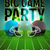 american football big game party poster stock photo © enterlinedesign