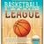 basketball league flyer stock photo © enterlinedesign