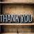 obrigado · tipo · palavra · escrito - foto stock © enterlinedesign