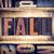 fall concept letterpress type stock photo © enterlinedesign