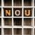 Sprache · Wort · Buchdruck · Typ · isoliert · Jahrgang - stock foto © enterlinedesign