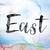 norte · colorido · acuarela · tinta · palabra · arte - foto stock © enterlinedesign